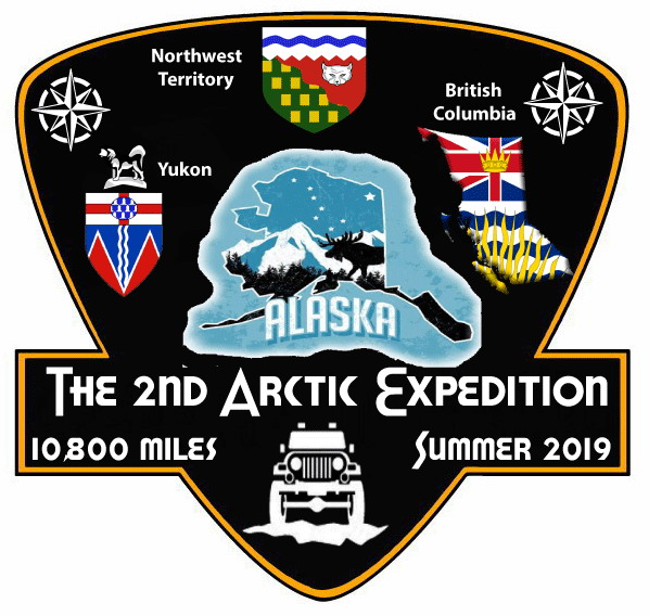 2nd Arctic Jeep Expedition