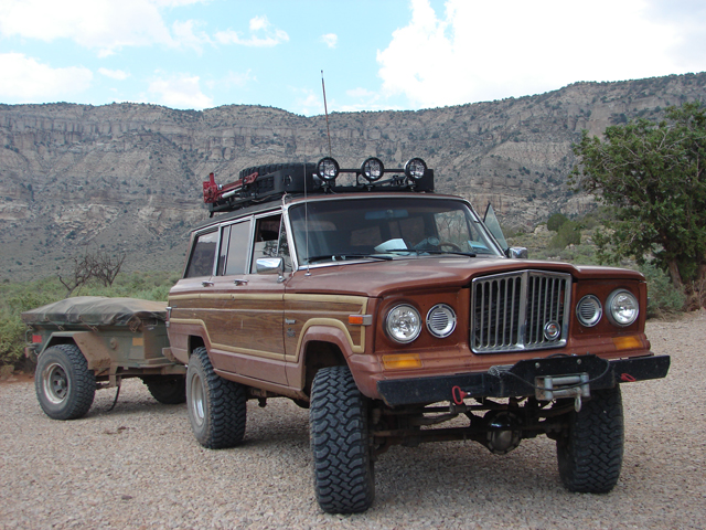 The Jeep Expeditions Group™ Exploration Education Conservation